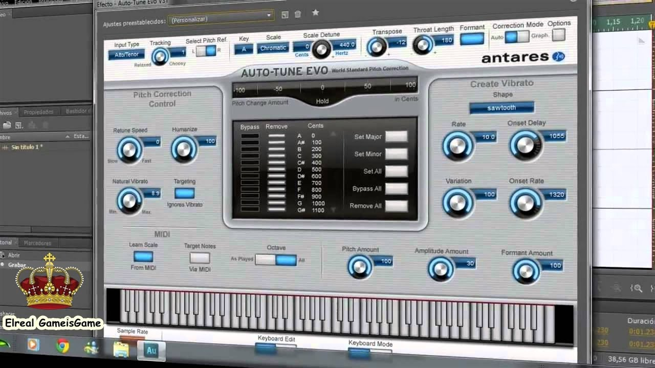 Download autotune for audacity free